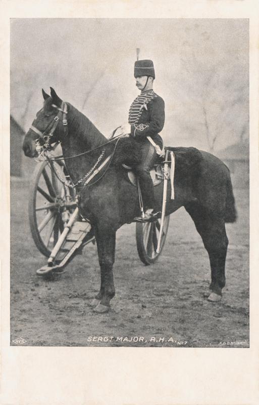 Sergt Major, R.H.A