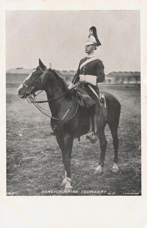 Herefordshire Yeomanry