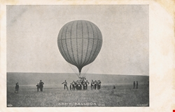 24  -  Army Balloon