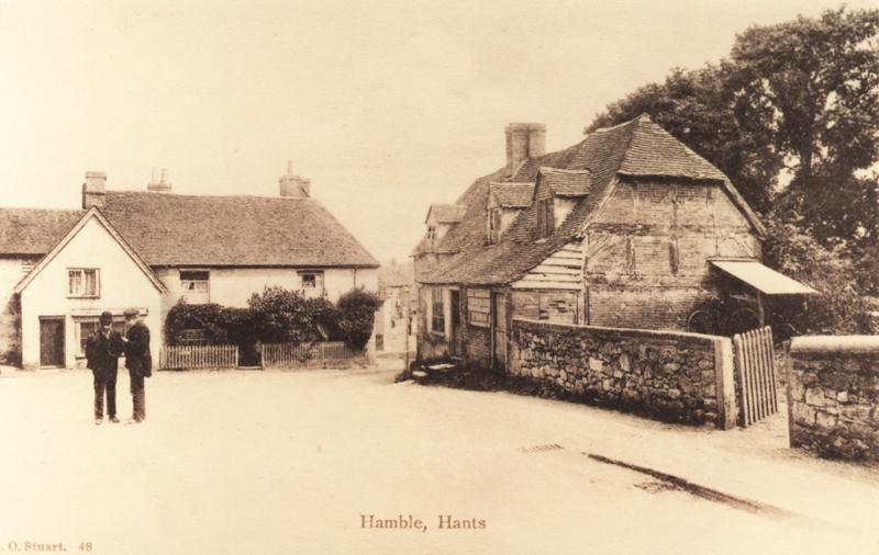 Hamble, Hants