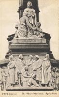 64  -  The Albert Memorial, Agriculture
