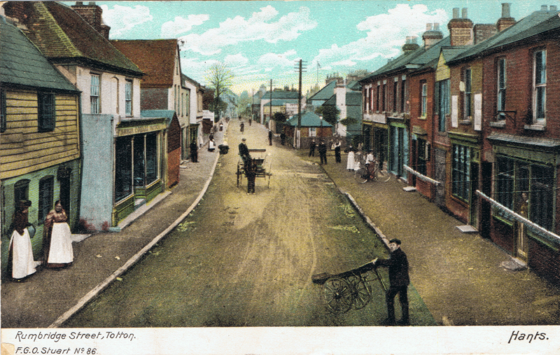 Rumbridge Street, Totton