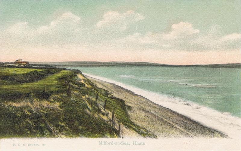 Milford-on-Sea, Hants