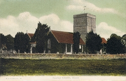 91  -  Fawley Church, Hants
