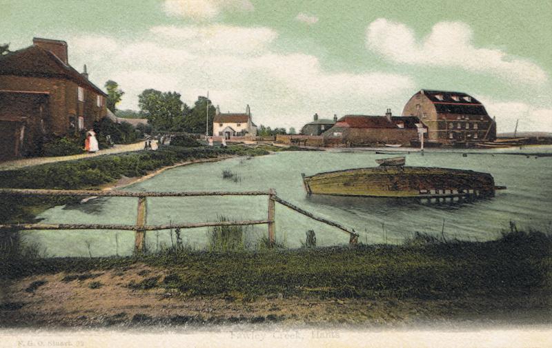 Fawley Creek, Hants