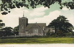 96  -  Minstead Church, New Forest