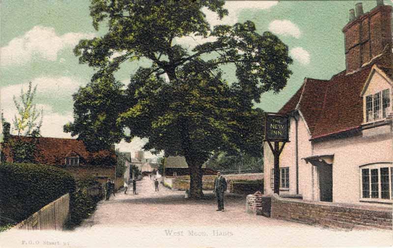 West Meon, Hants