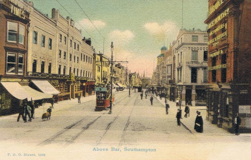 Above Bar, Southampton