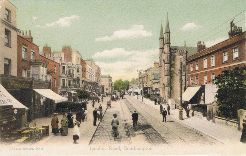 London Road, Southampton
