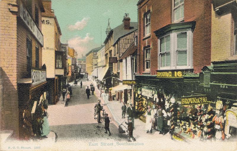 East Street, Southampton
