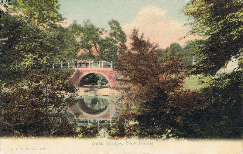 Bush Bridge, New Forest