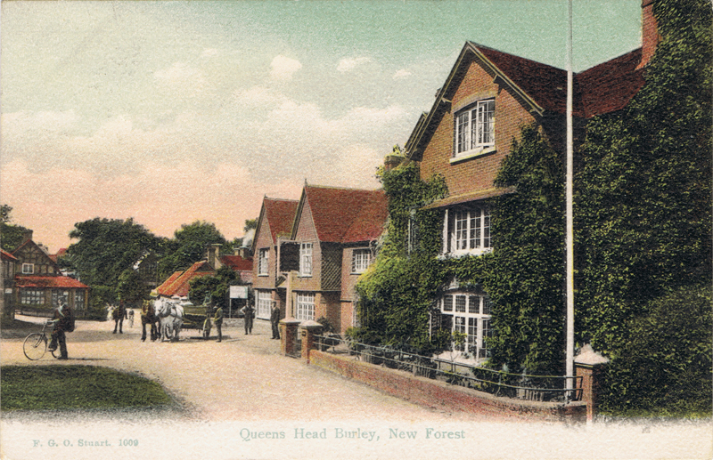 Queens Head, Burley
