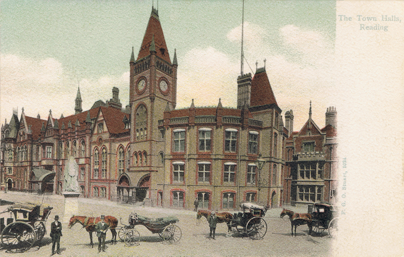 The Town Halls, Reading
