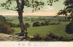 1031  -  Romsey From Greenhill, Hants