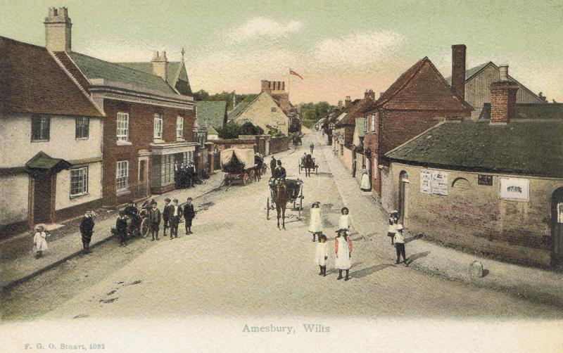 Amesbury, Wilts