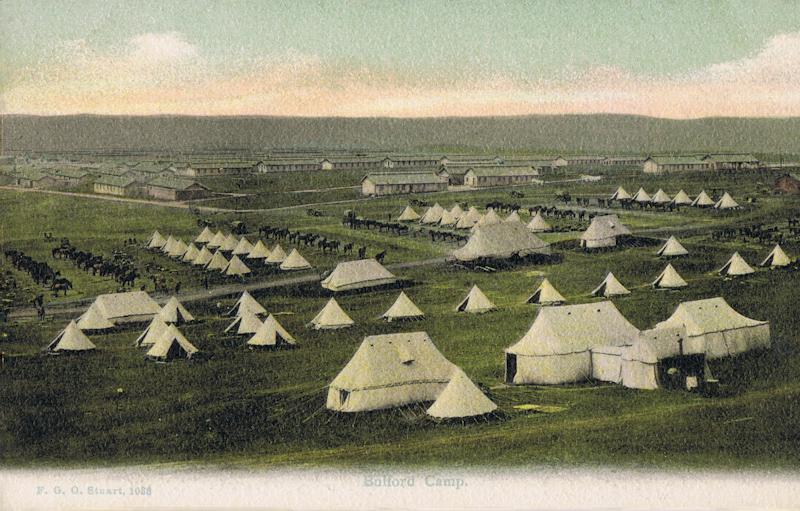 Bulford Camp