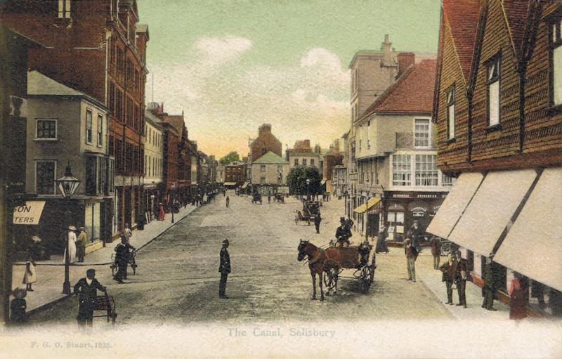 The Canal, Salisbury