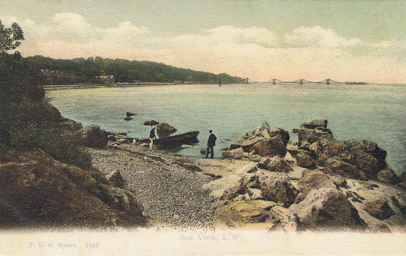 Seaview, I. of W.