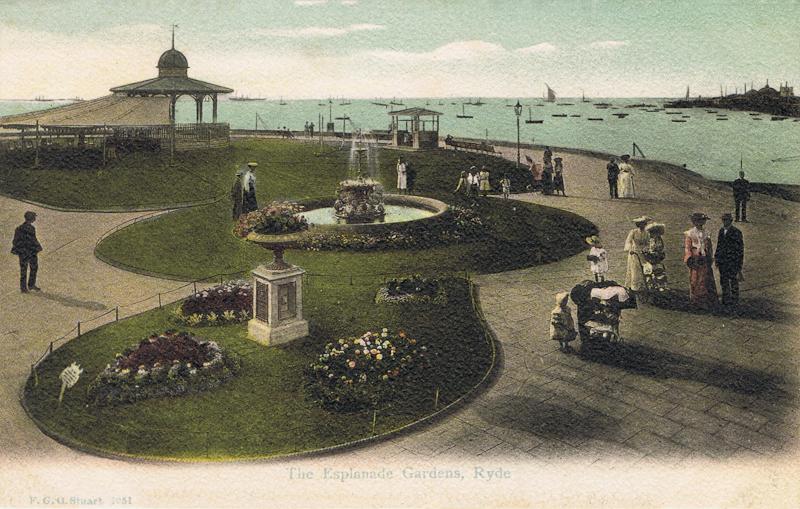 The Esplanade Gardens, Ryde