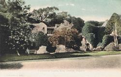 1053  -  Carisbroke Castle, King Charles Window