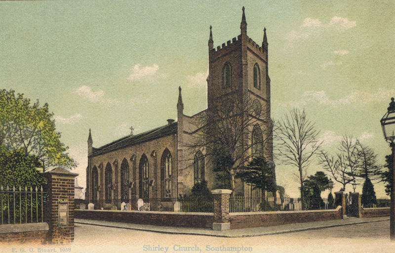 Shirley Church, Southampton