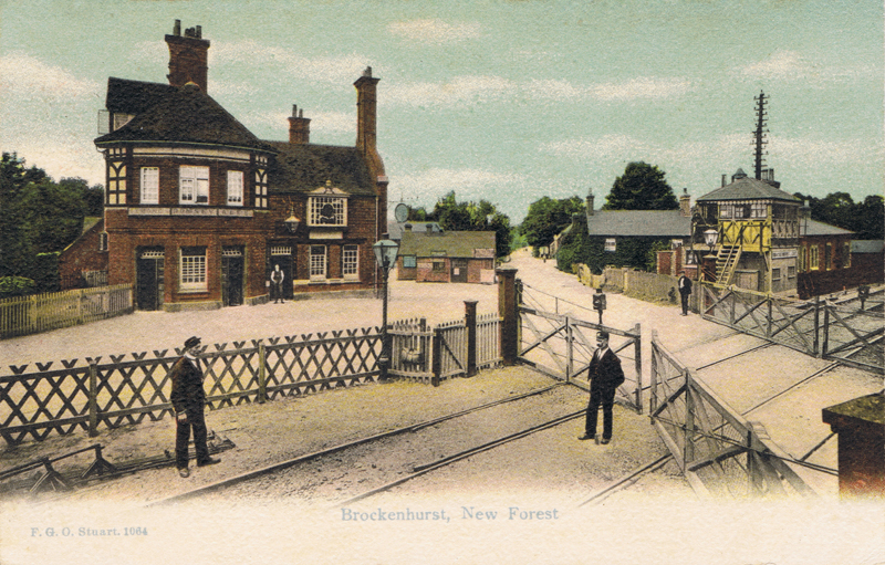 Brockenhurst, New Forest