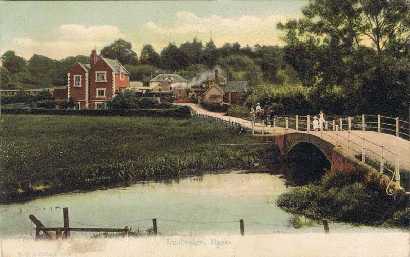 Dunbridge, Hants