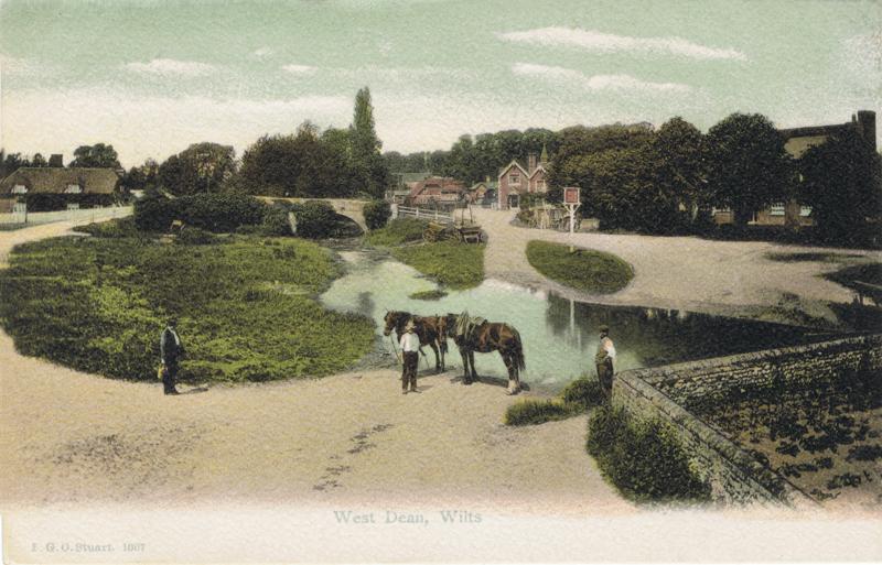 1067  -  West Dean, Wilts