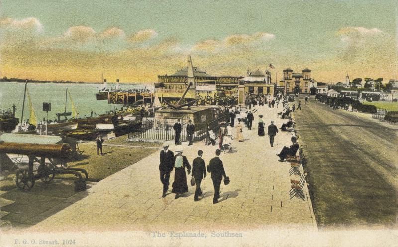 The Esplanade, Southsea