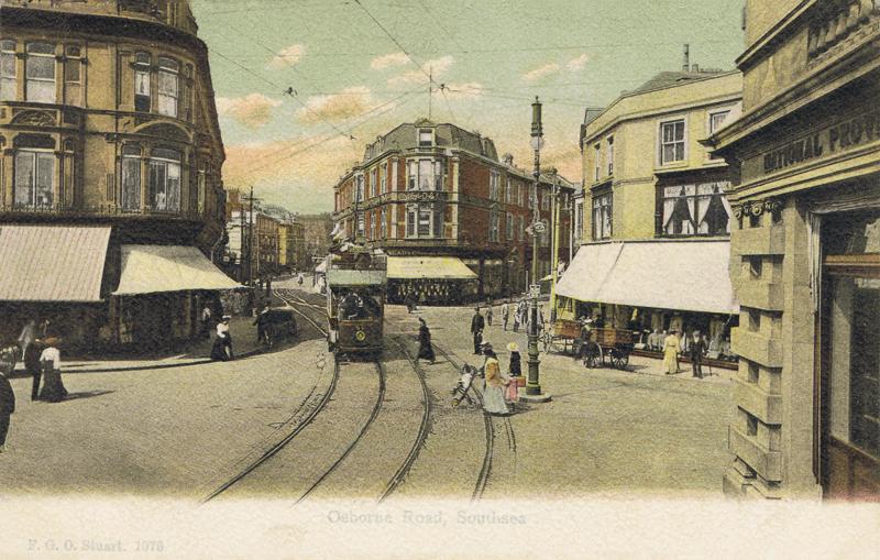 Osborne Road, Southsea
