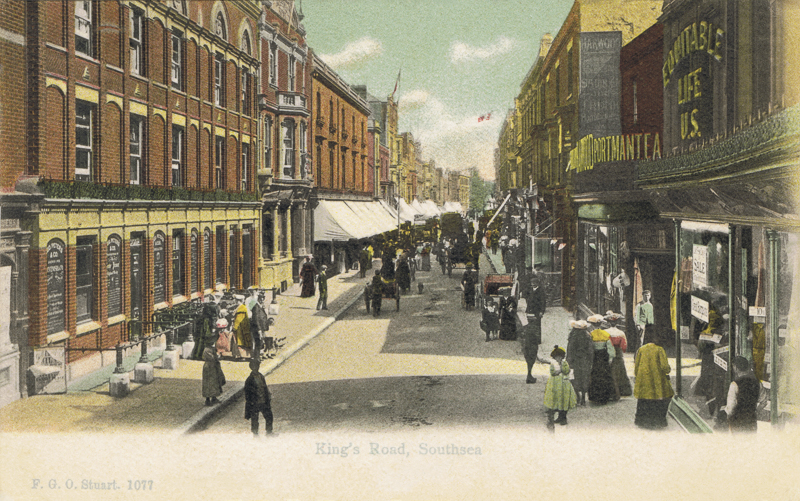 King's Road, Southsea