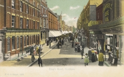 1077  -  King's Road, Southsea