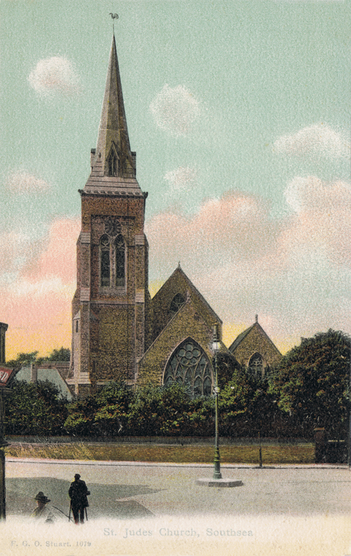 St Judes Church, Southsea