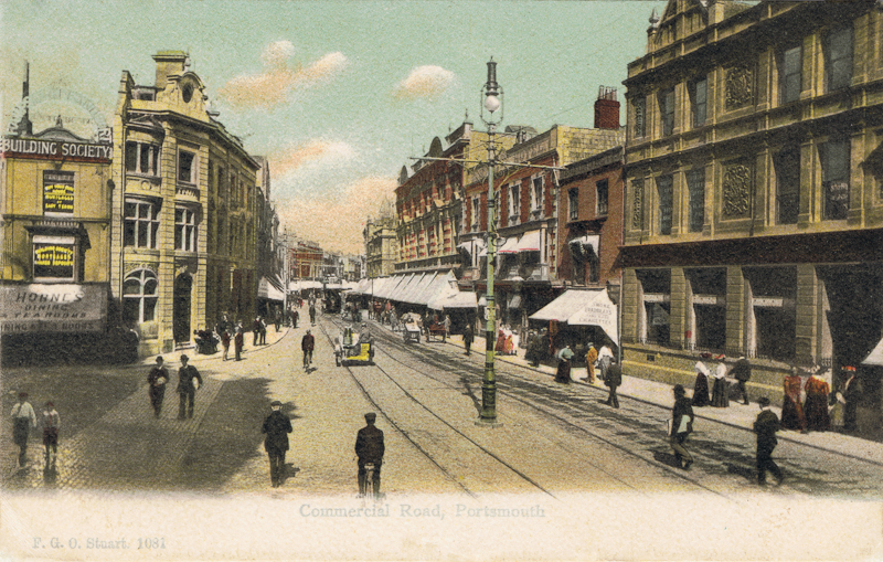 Commercial Road, Portsmouth