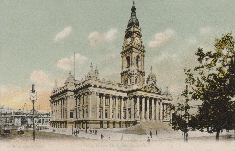 The Town Hall, Portsmouth
