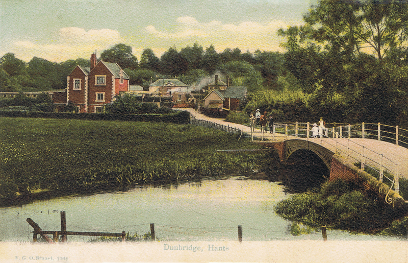 Dunbridge, Hants