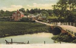 1086  -  Dunbridge, Hants