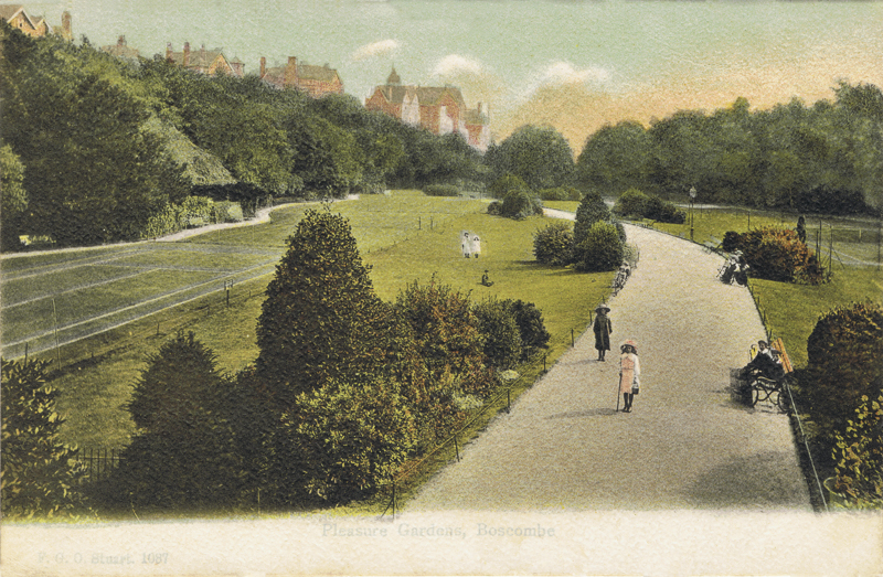 Pleasure Gardens, Boscombe