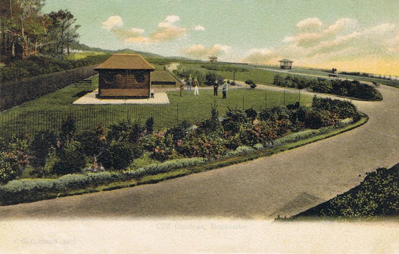 Cliff Gardens, Boscombe