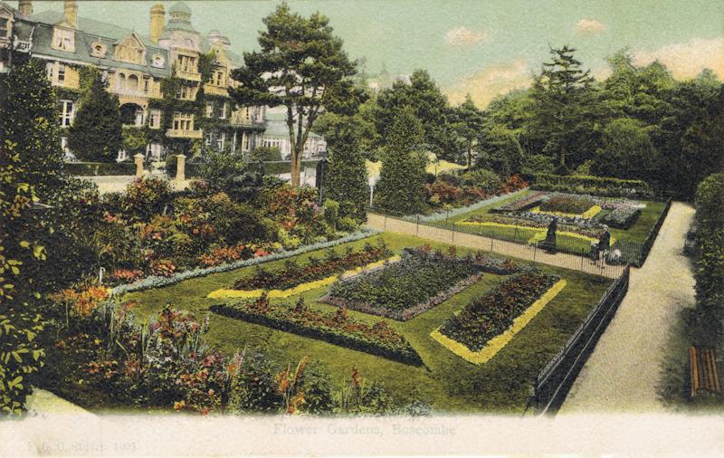 Flower Gardens, Boscombe