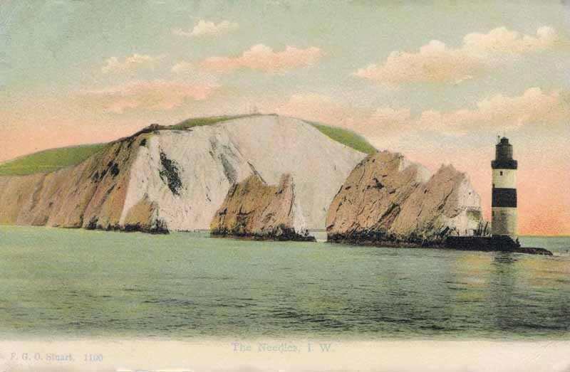 The Needles, I. of W.