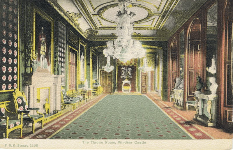 The Throne Room, Windsor Castle