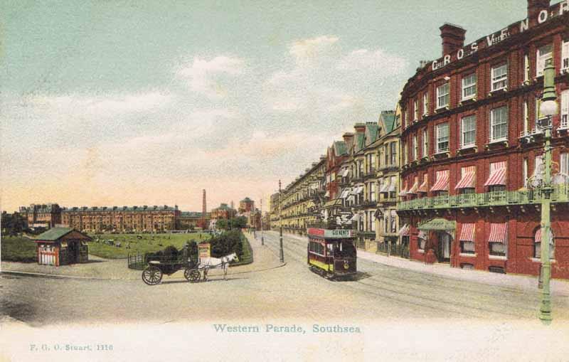 Western Parade, Southsea