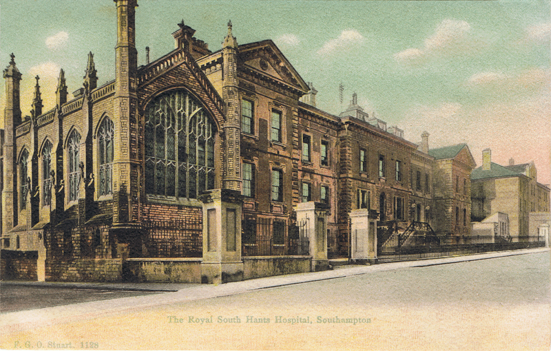 The Royal South Hants Hospital, Southampton