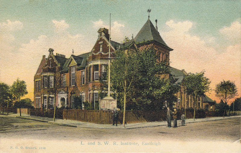 L. and S. W. R. Institute, Eastleigh