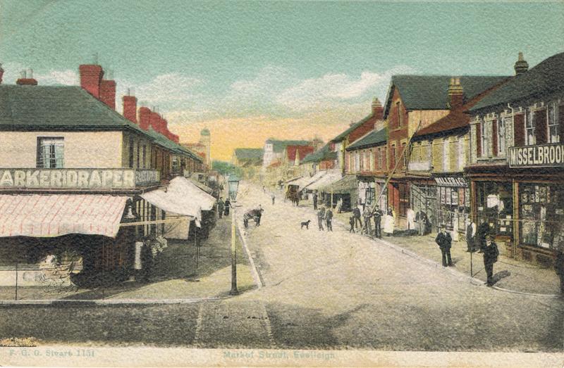 Market Street, Eastleigh