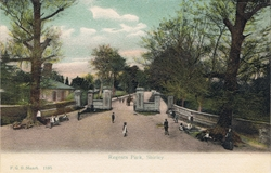 1165  -  Regents Park, Shirley