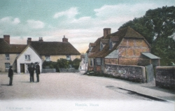 1168  -  Hamble, Hants