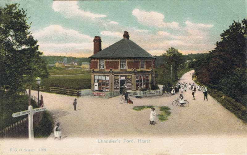 Chandler's Ford, Hants