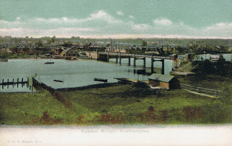 Cobden Bridge, Southampton